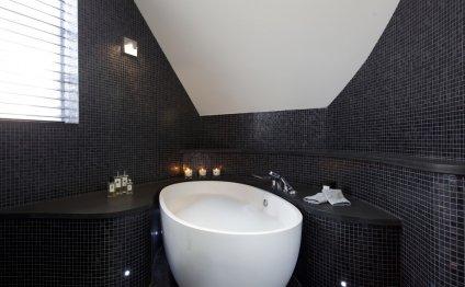 Фото 27 - Стена ванной комнаты