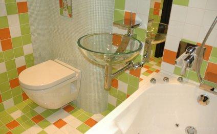Фотография ванной в хрущевке