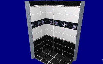 Дизайн-проекты ванных комнат и