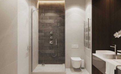 Идеальная ванная 6 кв. метров