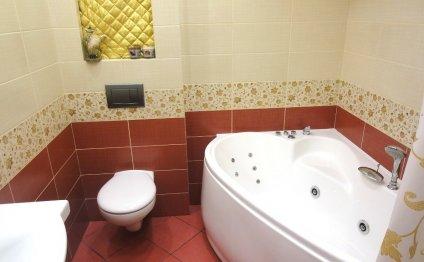 Фото дизайна ванной комнаты 3
