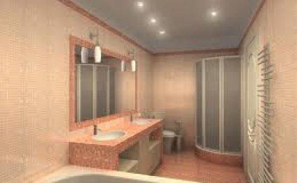 дизайн ванной со стиральной