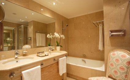 Красивые интерьеры ванных