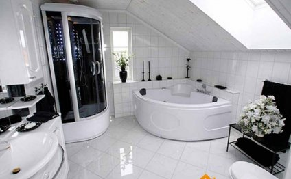 особенности дизайна ванной
