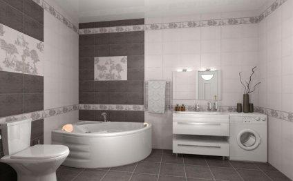Плитка для ванной Керамин