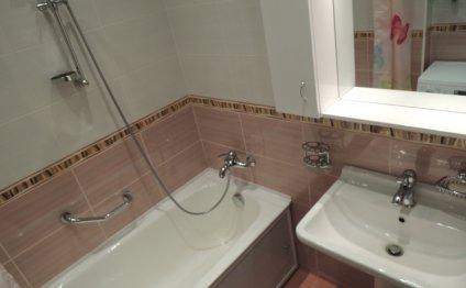 ремонт квартир под ключ ванных