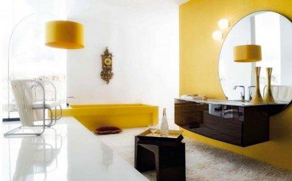 Ванная комната: дизайн на