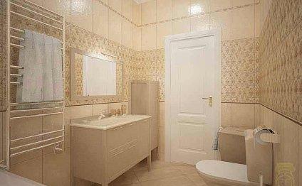 Ванная комната фото плитка