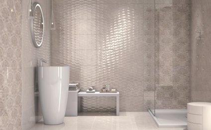 ванной плиткой Керама